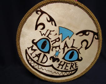 Cheshire Cat Hat box