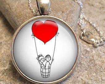 Valentine Jewelry Necklace, valentines jewelry, heart jewelry, valentine gift,gift for her,valentines gift,valentines day,gift for wife val8