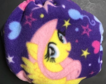 MamaBear One Size Fleece Diaper Cover - My Little Pony
