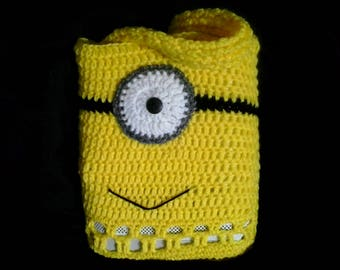 Made to Order Minion Portable Oxygen Concentrator Tote