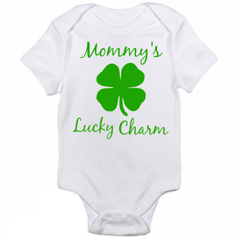 St Patricks Day Baby Boy St Pattys Day esie St Patricks