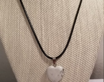 Heart Chakra Necklace! one of a kind!