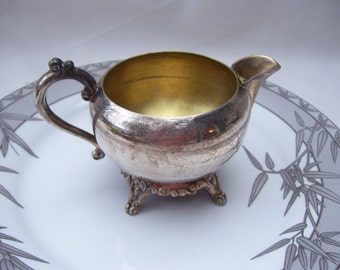 Creamer Silver Plated FB Rogers Bros