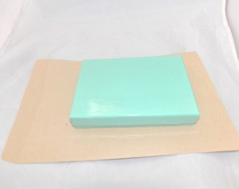 50 6x9 Kraft Paper Merchandise Bags,  Paper Retail Craft Bag, Party Favor Bags