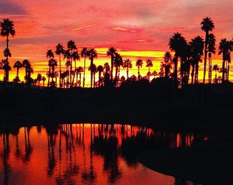Mountain Sunset Photography