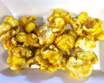 Pucker Pop tm Sweet N Sour Lemon Popcorn Yellow Gourmet Popcorn