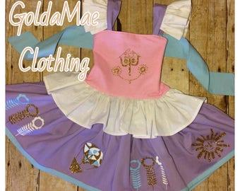 Disney Small World Ride Dress