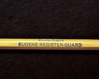 Eugene Register-Guard Promotional Pencil