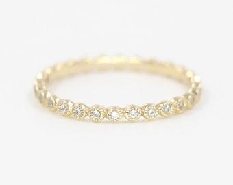 Diamond Wedding Band, Diamond Eternity Band, Diamond Wedding Ring, Diamond Engagement Band Engagement Ring, Eternity Ring