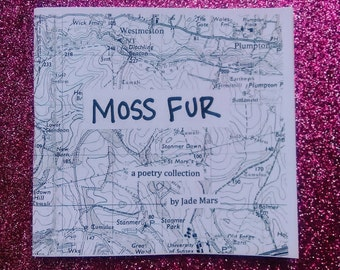 Moss Fur - a poetry zine // queer/ feminist/ witch