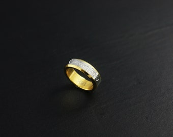 Promise Ring, Forever Love,Best Gift for Friend or Loved One