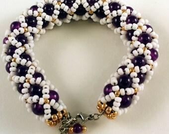 Charming Netted Bracelet