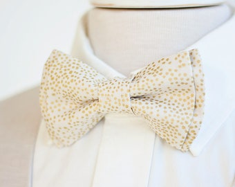 Bow Tie, Mens Bow Tie, Bowtie, Bowties, Bow Ties, Groomsmen Bow Ties, Wedding Bowties, Ties, Blush Bow Tie, Rifle Paper Co - Champagne Blush
