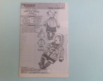 3 patterns baby winter baby 6 to 18 months child boss, boss duffel coat, shirt, 3 Board Shorts/bloomer