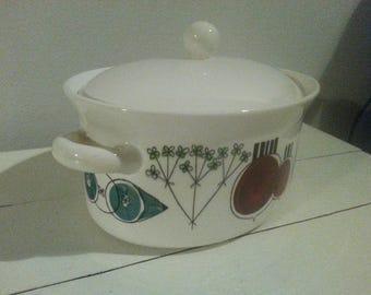 Rörstrand Picknick Oval Ovenware casserole nr.52  Marianne Westman
