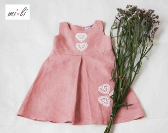 Lace Hearts dress