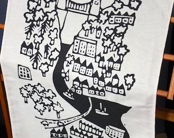 Bristol Tea Towel