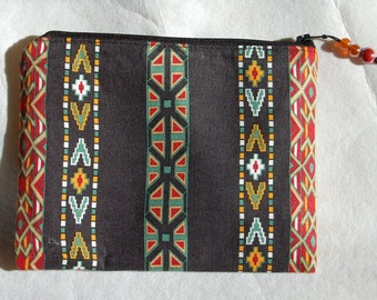 Makeup pouch Makeup kit Ethnic makeup pouch