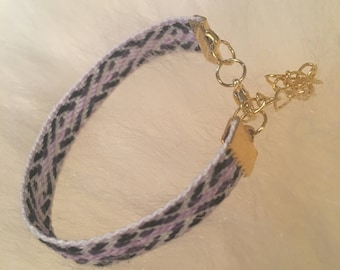 Purple Ombre Bracelet