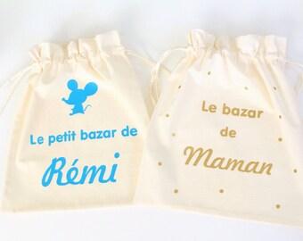 "MOM baby goodies Duo ""Bazaar"" birthday gift"