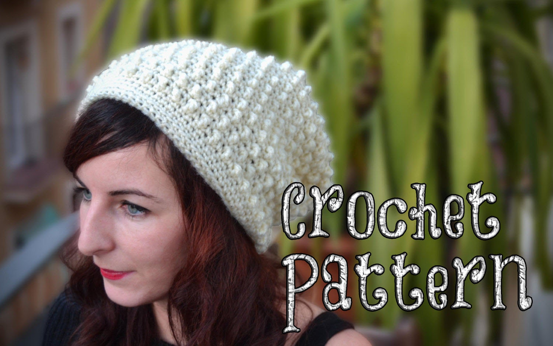 Famoso Patrón De Crochet Sombrero De Invierno Regalo - Ideas de ...