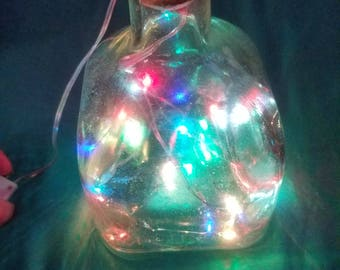 Fairy light Patron Jar