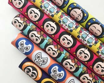 Mexicons | Wrapping Paper Set (2 Sheets)