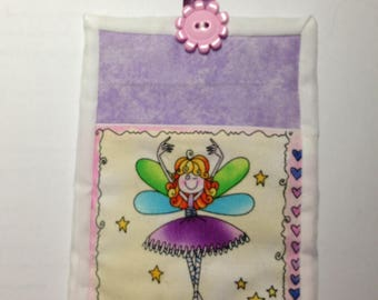 Tooth Fairy Pouch - Ruby