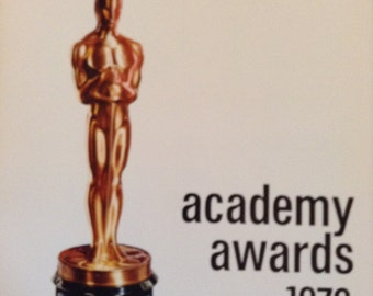 Book, Academy Awards 1976 by Robert Osborne