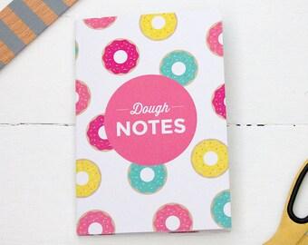 Doughnut Notebook