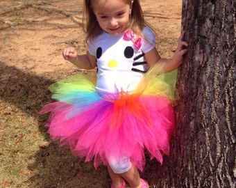 Deluxe Miss Kitty Tutu Dress with Ears