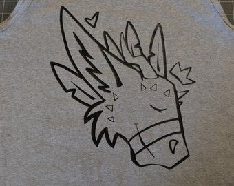 Dutch Angel Dragon 2 sided Tshirt M0Rt7T