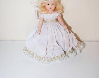 "Nancy Ann Storybook Doll Cinderella 6"""
