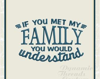 T1147 My Family