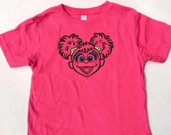 Adult Abby Cadabby Glitter T-Shirt