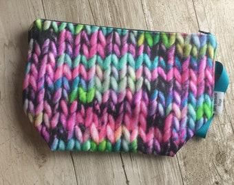 Zippered Bag l Scrunchies