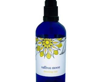 morning sun - pure essential oil room/body spray (uplifting)