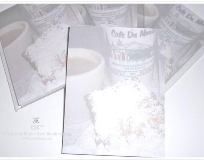 Cafe du Monde Notepad