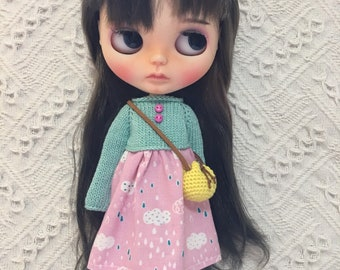 Dress Set for Blythe(2 items)