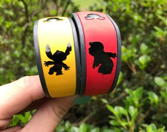 Lilo & Stitch Set - Magic Band Decals - Disney - fits 1.0 and 2.0
