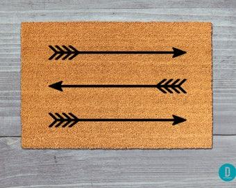 Arrow Doormat, Arrow Door Mat, Arrow Welcome Mat, Doormat, Door Mat, Arrows Doormat, Arrows Door Mat, Welcome Mat, Arrows Welcome Mat, Arrow