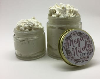 Hibiscus Mango Whipped Body Butter