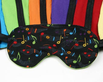 Music Sleep Mask Rock and Roll Sleep Mask