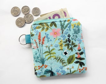 Credit Card Case, Change Purse, Essential Oils Case, Keychain Mini Wallet