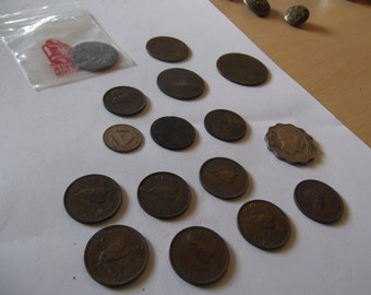 antique and vintage coins