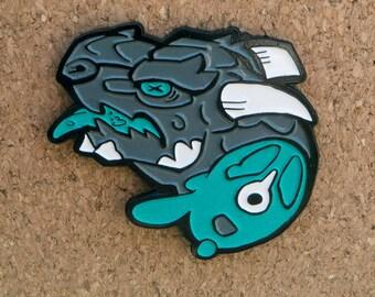 Dragon Trophy Pin