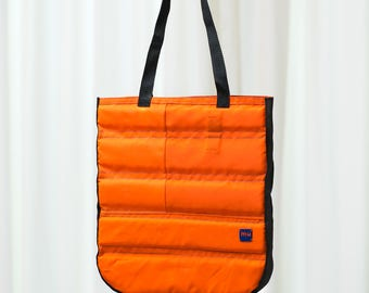 Unique Handmade Upcycled Tote Bag