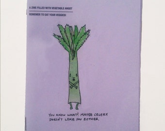 Agnsty Vegetable Zine