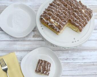 New York Crumb Cake, Coffee Cake, Gourmet Gifts, Cinnamon Cake, Edible gifts, Best Food Gifts, NY Coffee Cake