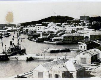 vintage photo 1925 Bermuda 6 photo lot from Album